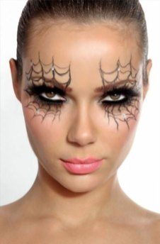 15-Scary-Halloween-Zombie-Eye-Make-Up-Looks-Ideas-For-Girls-2014-3
