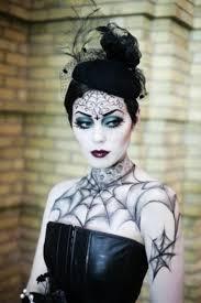 Maquiagem de halloween jpg