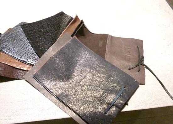 Tendência em tipos de couro