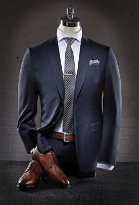 Moda masculina, gravata gola e colarinho (5)