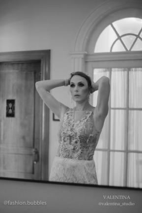 Editorial Fashion Bubbles de Vestido de festa-5255 (2)