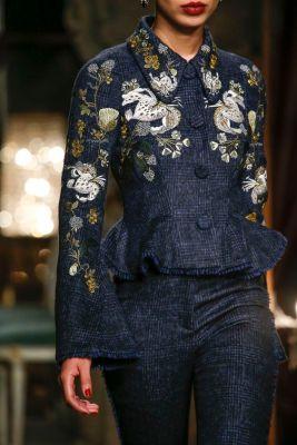 Erdem Fall 2016 Ready-to-Wear Fashion Show Details - Vogue