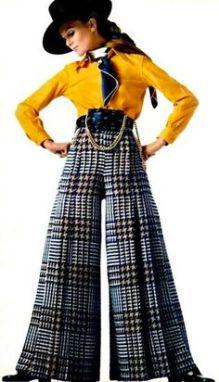O pied-de-poule é um clássico da moda