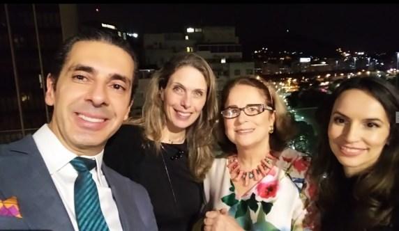 Alexandre Taleb, Paola Rosseto, Ilde