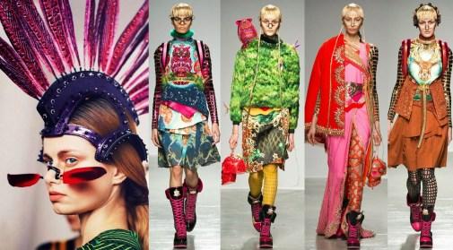 Manish Arora Fall Winter 2015 - Pop Warrior Princess - Paris Fashion Week