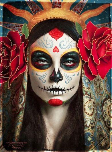 dia-de-los-muertos-caveira-mexicana