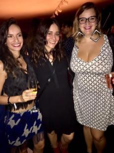 Alessandra Negrini e Renata Poskus do Blog Mulhereão
