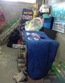 Projeto Prancha Ecológica- Eco Garopaba - Reciclagem - Pranchas de gafarra PET 5