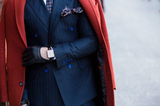 Street style masculino - Pitti Uomo 91 - Inverno 2018