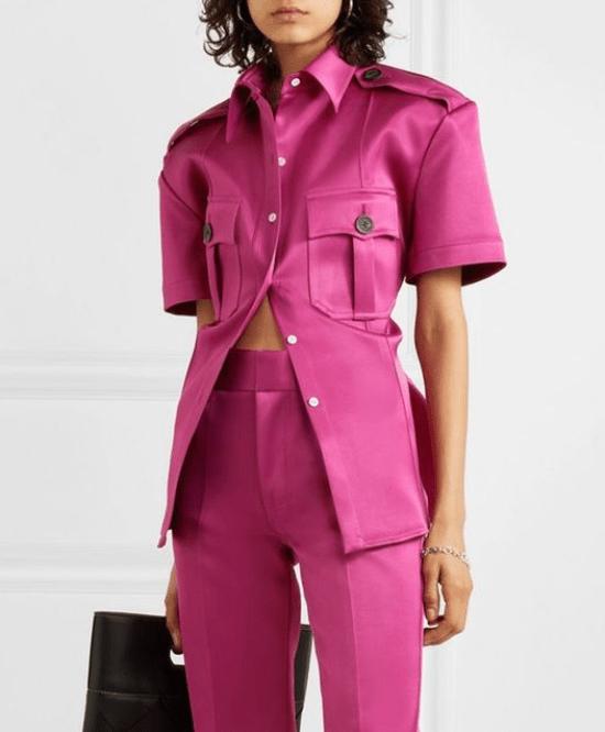 Camisa e calça pink