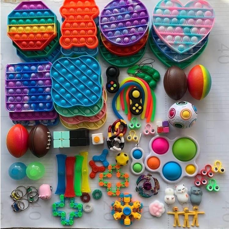 Fidget Toys - Dia das Crianças