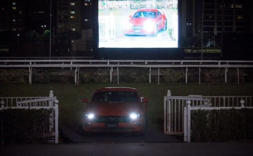 Mustang chega ao Brasil em Alto Estilo