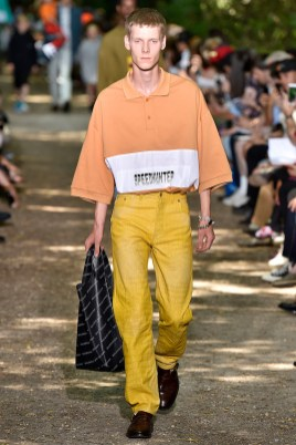 Balenciaga Paris Menswear Spring Summer 2018 Paris