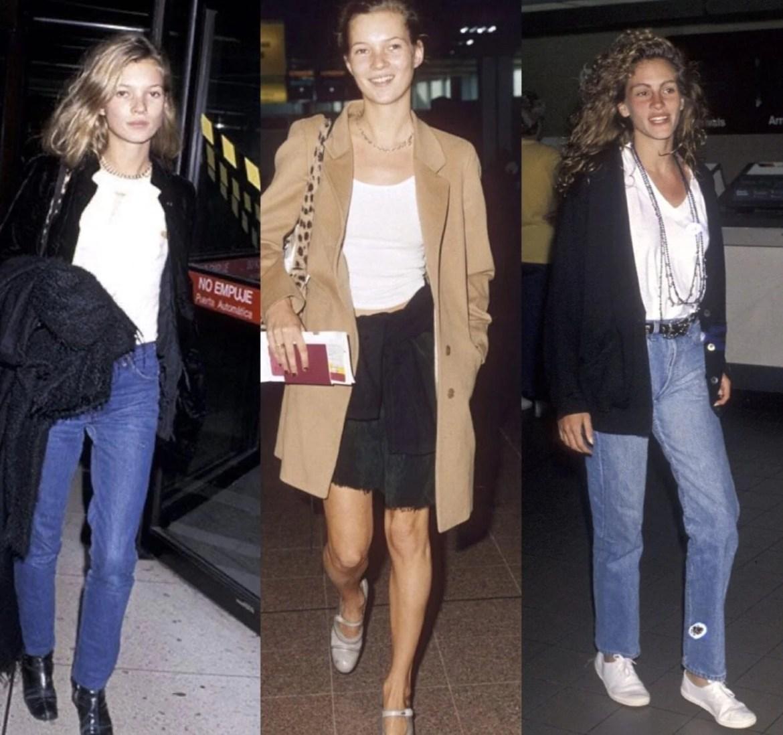 minimalismo - moda anos 90