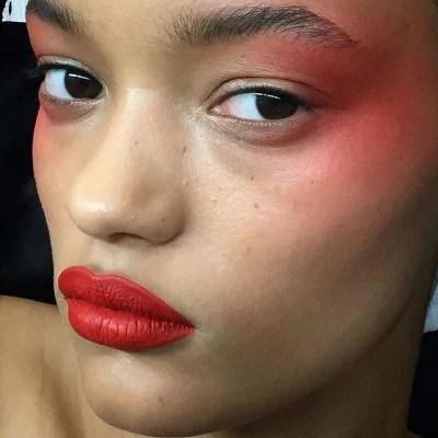 Maquiagem junina para peles negras