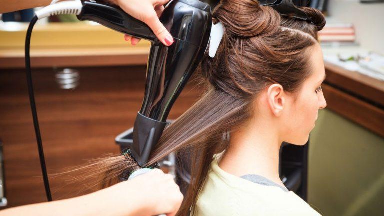 secar cabelo