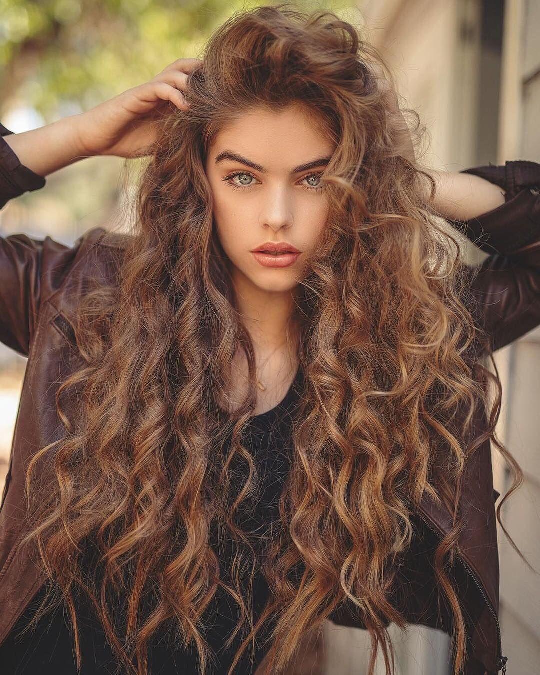 ondas no cabelo
