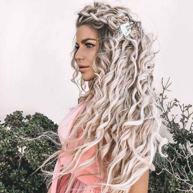 ondas nos cabelos