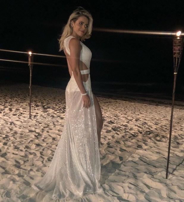 Vestidos para Ano Novo Praia