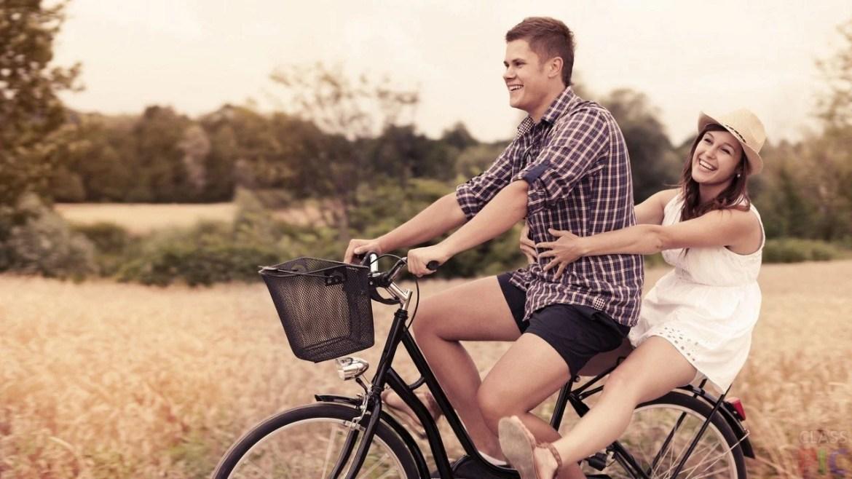 bicicleta dia dos namorados