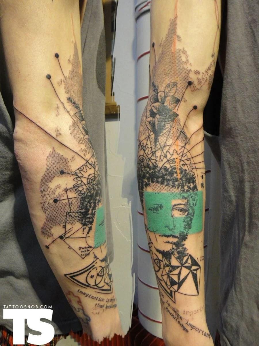 tendencias para tatuagem 2021 6 mixed