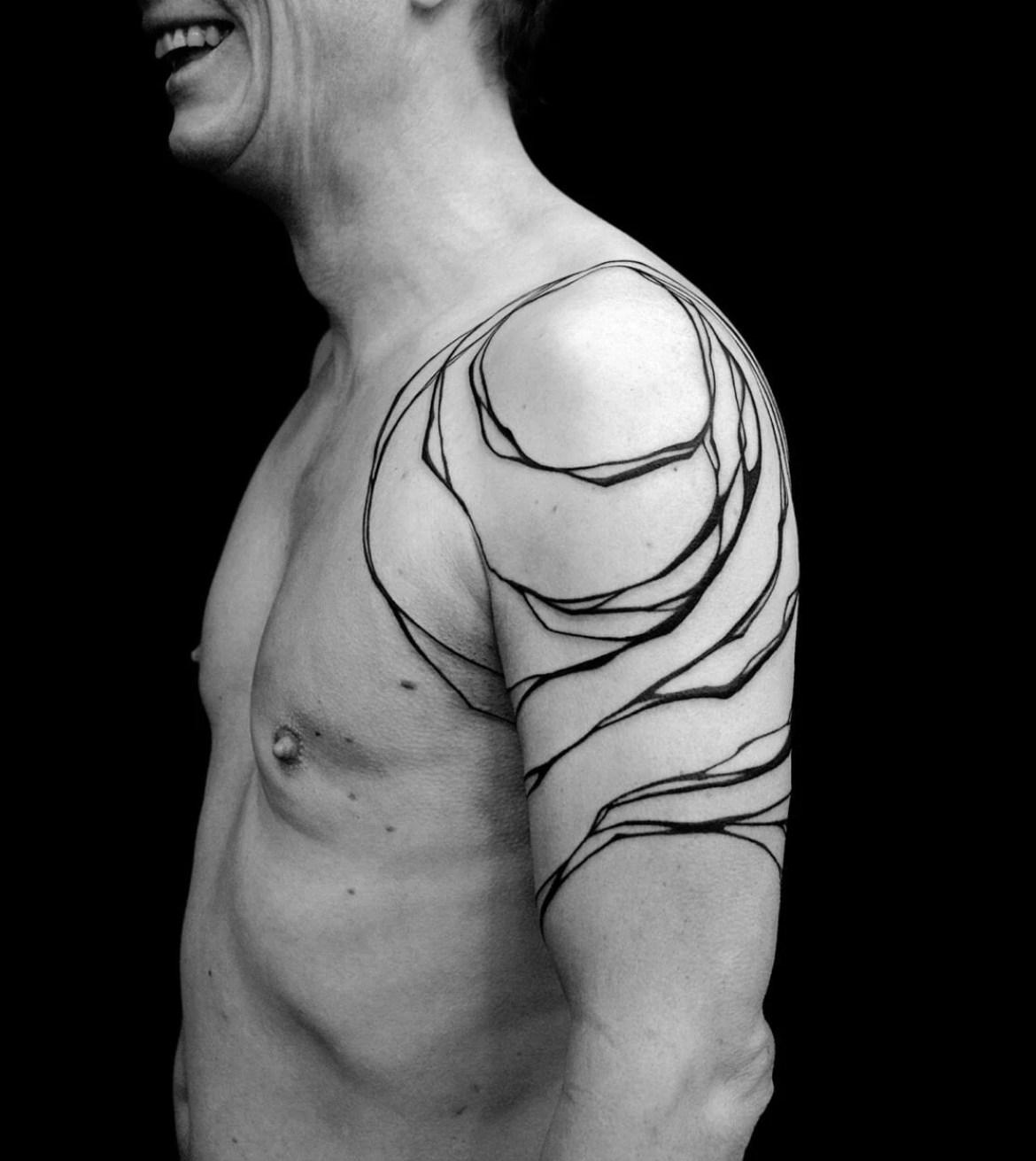 tendencias para tatuagem 2021 7 minimalista