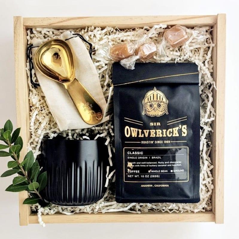 Kit completo de café - Presente dia dos pais