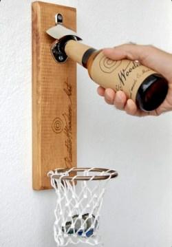 Abridor de garrafa diferente moderno - Presente dia dos Pais