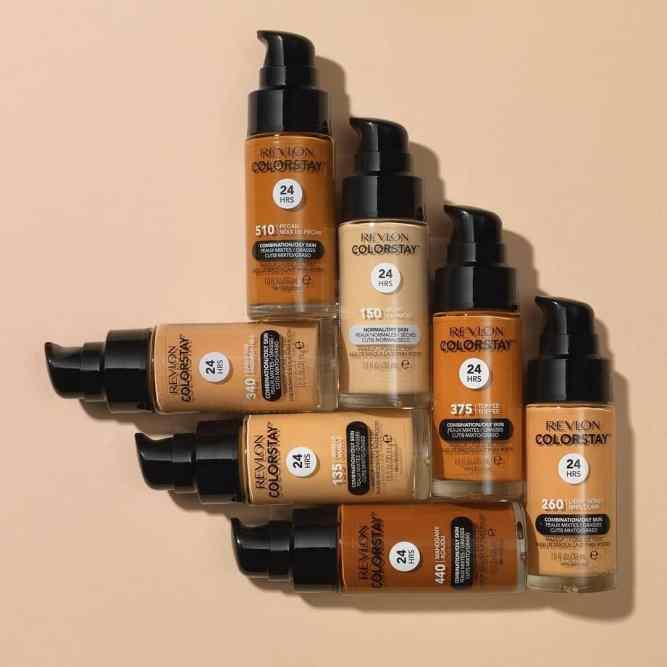 Potes de bases importada peles oleosas