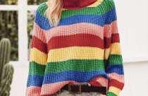 trico fácil blusa