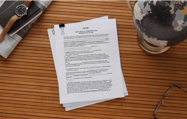 copia de documentos para mudar de casa