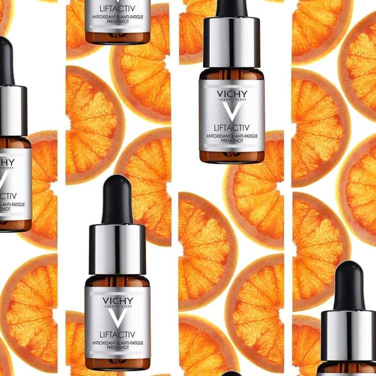 vitamina C vichyy Liftactiv melhor vitamina c para o rosto