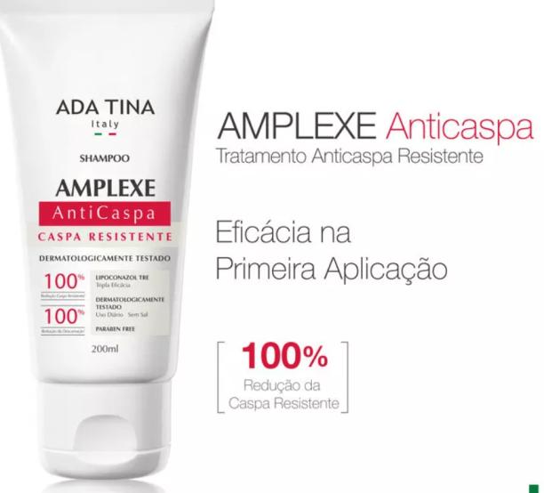 Ada Tina Amplexe Caspa Resistente