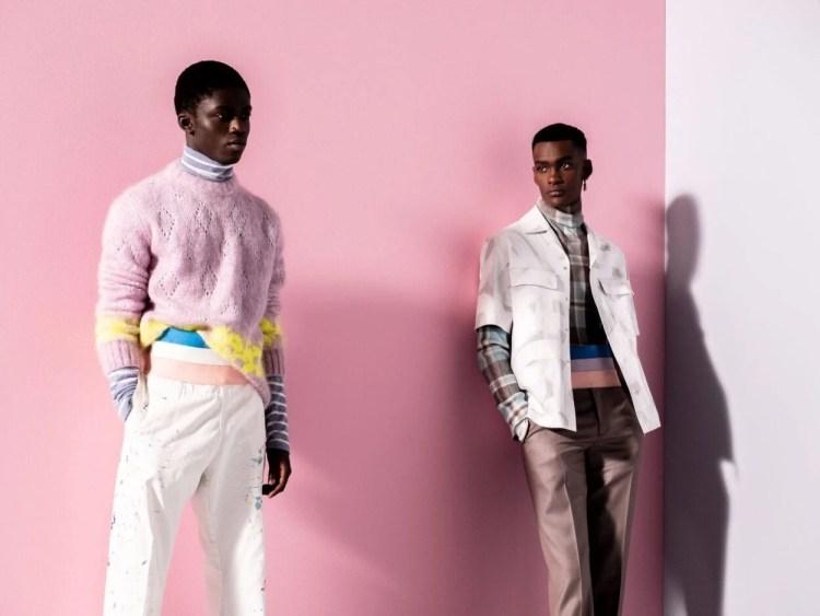 Dior Men apresenta coleção de verão 2021