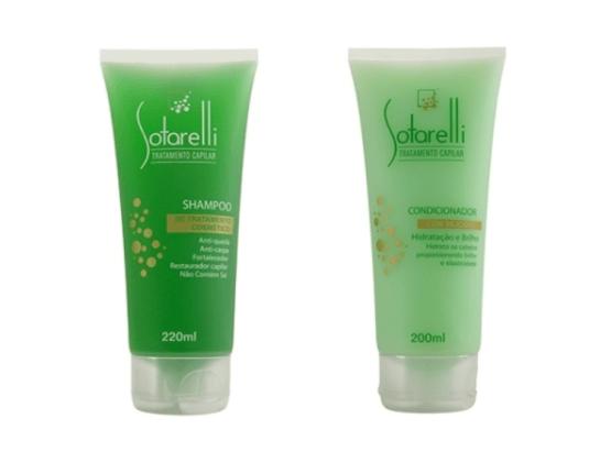 Shampoo anticaspa Sotarelli