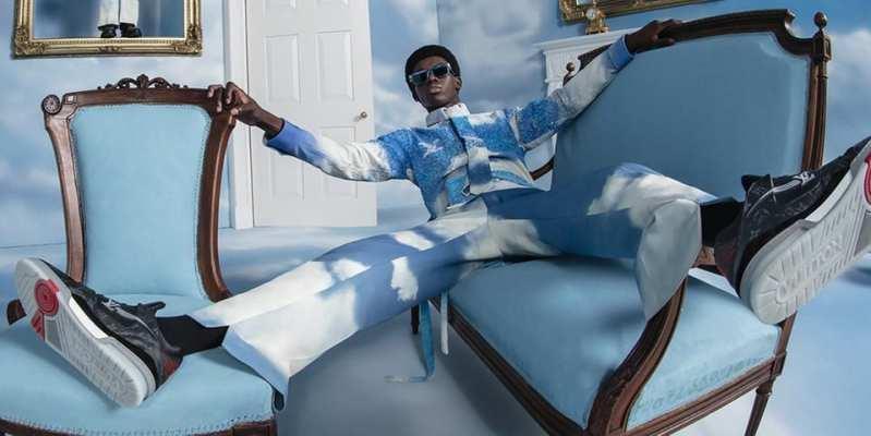 A campanha masculina de inverno 2020 da Louis Vuitton 2