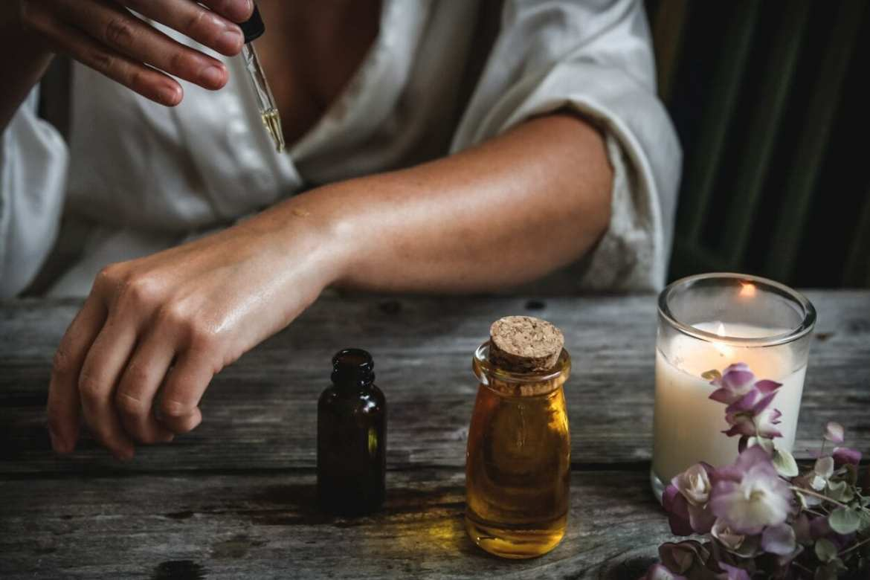 como usar óleos essenciais
