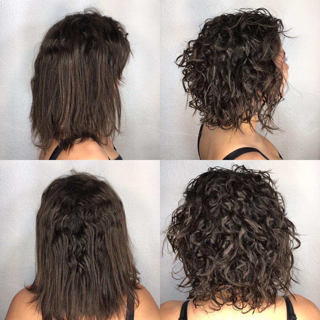 Big chop cabelo ondulado
