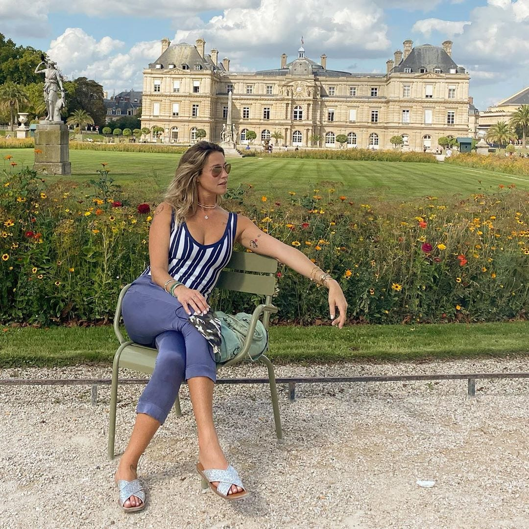 Luana Piovanni em França.