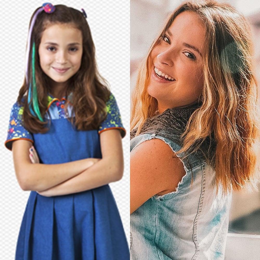 Antes e depois de Raíssa Chaddad