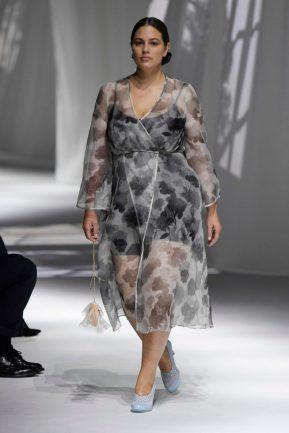 moda com diversidade Fendi