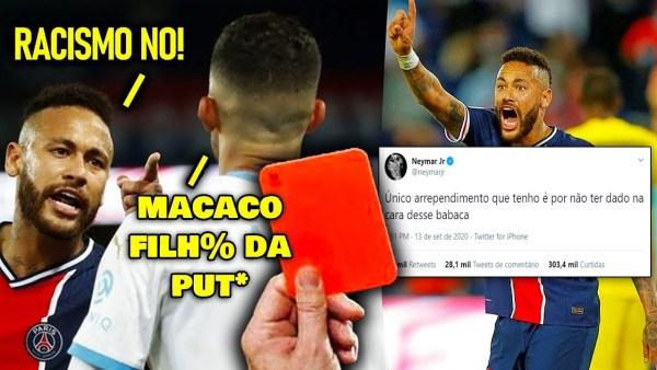 Neymar Jr. é vítima de racismo 4