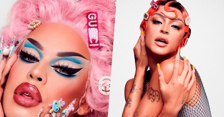 Pabllo Vittar é capa da Vogue Brasil 3