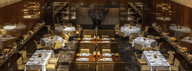 Restaurante Fasano - Restaurantes icônicos em SP