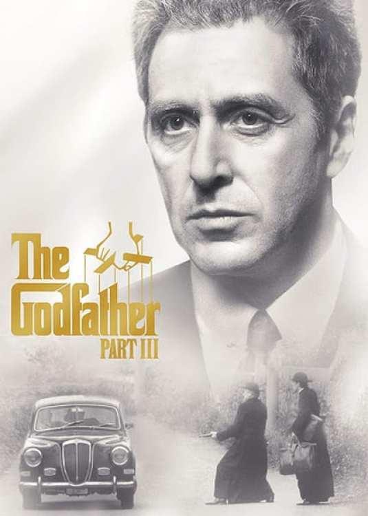 O poderoso chefão 3 - Banner do Filme