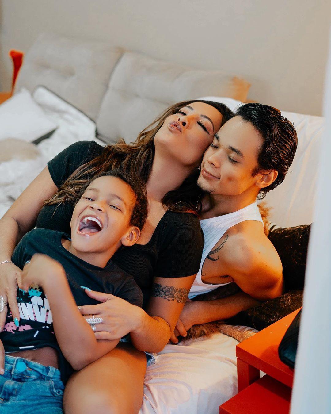 Família de Carol Nakamura.