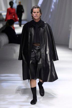 desfile Fendi Milão Fashion Week