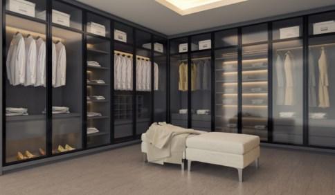 Closet masculino ideias e organização