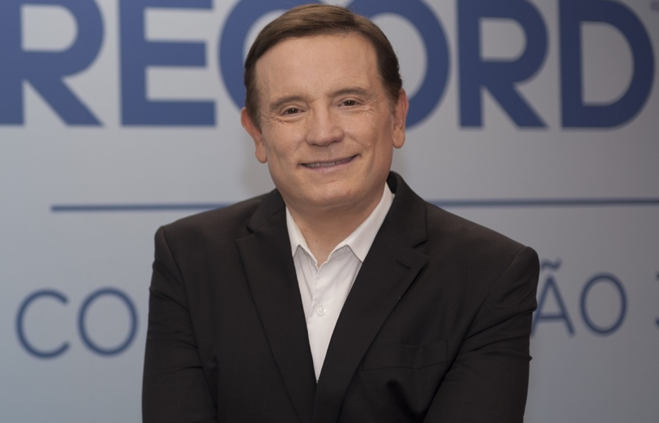 Roberto Cabrini na Record