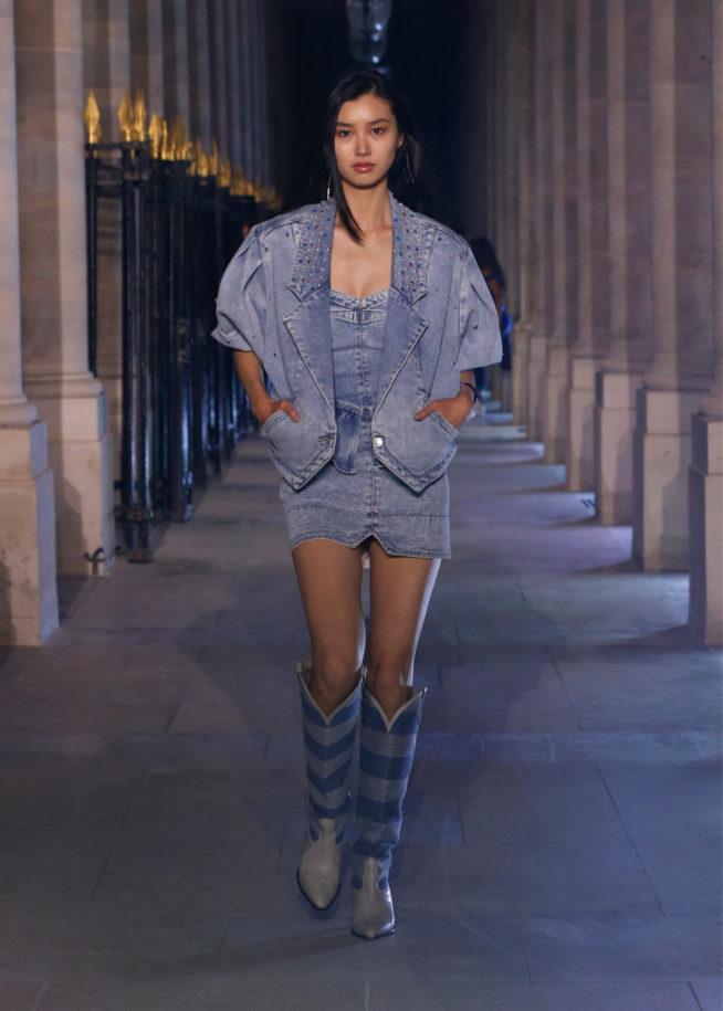 coleção isabel marant jeans verão